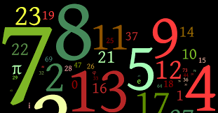 Not Suitable for Friday's Faafee or Powerball Draws: Big Numbers Part 1