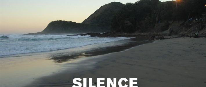 Silence Amidst Grave Upheaval (September 2016)